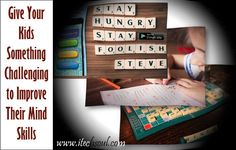 Give Your Kids Something Challenging to Improve their Mind Skills