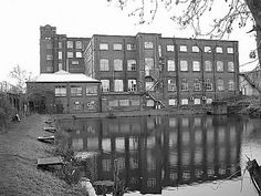 the pond is now used by anglers Salford, My Heritage, Where The Heart Is, Old Pictures, Manchester, Pond, Places To Go, Youth, British