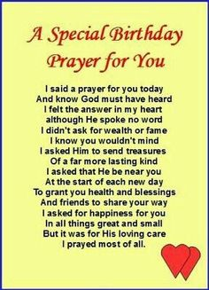 Happy Birthday Prayer For Friend Quotes Daughter Christian