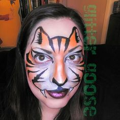 Glitter Goose<br />Face Painting and Glitter Tattoos