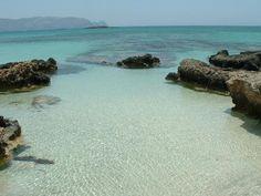 Elafonisi, Kreta, Greece