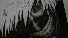 Ken Kaneki Tokyo Ghoul HD Anime Wallpaper 1080p