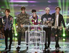 BIGBANG #2015 MELON MUSIC AWARDS 110715