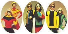 Ski Wear Collaboration, Carlo Gruber for Adidas 1970 - Credit: Adidas