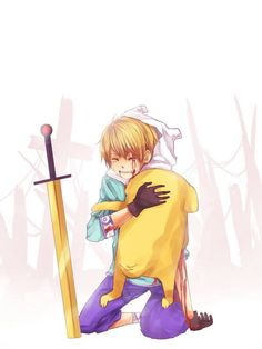 Finn and Jake - Adventure Time