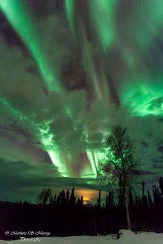 Aurora Borealis - Alaska - Marketa