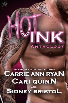 HOT INK Coming Nov 2014