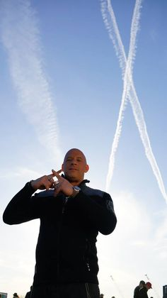 Fast and Furious star Vin Diesel has gone public on Chemtrails,lending support to the theory that the U.S. government are spraying poisonous chemicals into the atmosphere in order to slowly poison and dumb down members of the public.     Chemtrails are long-lasting trails left in the sky by aircraft that routinelysprayhighly toxic chemicalssuch asaluminium into the atmosphere. Trueactivist.com reports: While the conspiracy theory may be somewhat hard to swallow, convincing arguments do…