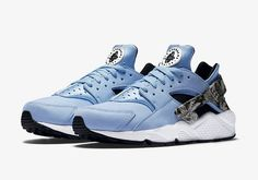 RELEASE REMINDER | Launching at midnight and 8am GMT  Nike Air Huarache PRM Print Aluminium  http://ift.tt/1S7Xvbf