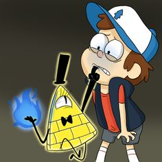 Gravity Falls: I have a deal for you by Funny-Finny on DeviantArt