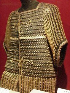 Ming dynasty armor.