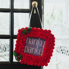 "12cd3c4275c3ae Hanky Panky on Instagram: ""Roses are red, violets are blue, Hanky Panky  looks great on you! Celebrate National Red Rose Day with your favorite red  Hanky ..."