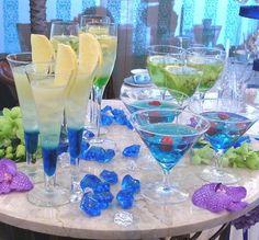 ヴィラ・デ・マリアージュ高崎|結婚式場写真「コンセプトは【リゾートウェディング】。コンセプトに合わせたドリンクでおもてなし。」 【みんなのウェディング】