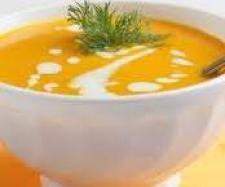 Rezept Möhrensuppe lecker !!! von lilly1623 - Rezept der Kategorie Suppen