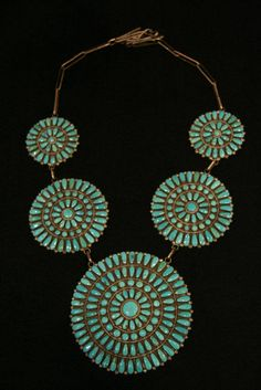 zuni turquoise