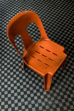 https://flic.kr/p/CE4NnE | That orange chair...