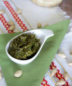 ricetta pesto di pistacchi bimby e non ricetta siciliana