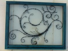 The Swirl Barbed Wire Hand Painted Hand by windowzofopportunity, $380.00
