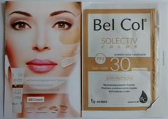 Post do dia: Resenha Bel Col: Solectiv Color Protetor Solar Tonalizante.