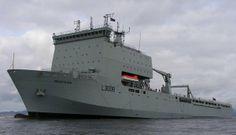 Royal Navy LSDA Bay Class