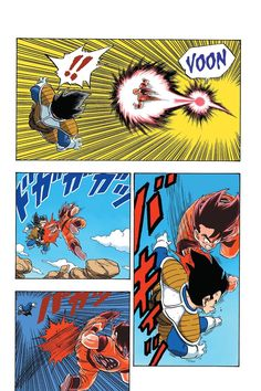 Read Dragon Ball Full Color - Saiyan Arc Chapter 34 Page 12 Online For Free