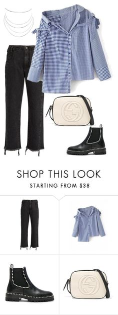 """""""Untitled #1964"""" by kellawear on Polyvore featuring Rachel Comey, Alexander Wang, Gucci and Humble Chic"""