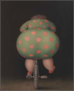 Risultati immagini per Jeanne te Dorsthorst Plus Size Art, Fat Art, Bicycle Art, Fat Women, Whimsical Art, Big And Beautiful, Oeuvre D'art, Contemporary Art, Street Art