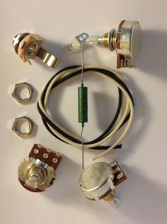 wire harnessing - http://www.morganroyce.com