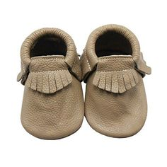 Introducing Sayoyo Baby Tassels Soft Sole Leather Infant Toddler Prewalker Shoes 2436 months Tan. Great Product and follow us to get more updates!