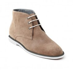 Greville- Stone Suede - BOOTS