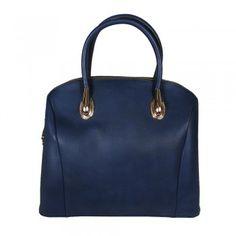 Tom & Eva 15A-602 Handtasche Blau
