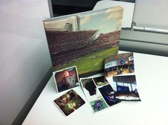 """I'm really loving Walgreens """"Quick Prints"""" mobile photo printing. Can't wait until the 4x4"""" option is available for @instagram."""