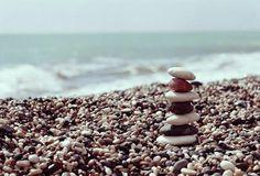 Çakıl taşları