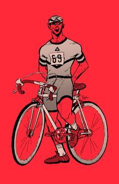 LAROUTOURNE — bjornsblog:   Vive le Tour De France!