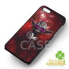 Star Wars DJ Yoda - 21z for iPhone 6S case, iPhone 5s case, iPhone 6 case, iPhone 4S, Samsung S6 Edge