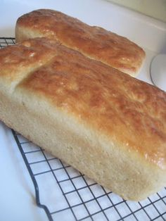 Moore or Less Cooking: English Muffin Bread...use whole wheat pastry flour and honey to make it clean...