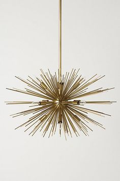 Astra Chandelier #anthropologie | Wishful thinking to have this over our kitchen table