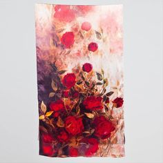 Luxury Silk Scarf With Floral Prints by The Silk Boutique, the perfect gift for Explore more unique gifts in our curated marketplace. Baby Cartoon, Hand Painted, Painted Silk, Silk Scarves, Silk Satin, Floral Prints, Pure Products, Handmade, Etsy