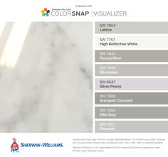 Paints Sherwin Williams Icy Avalanche View Image
