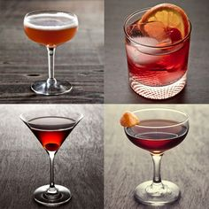 10 Bourbon Drinks to Try Now #bourbon #whiskey