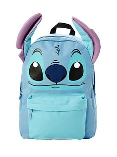 Disney Lilo & Stitch I Am Stitch Backpack from Hot Topic. Shop more products from Hot Topic on Wanelo. Lelo And Stitch, Lilo Et Stitch, Stitch Backpack, Backpack Bags, Rucksack Bag, Puppy Backpack, Hiking Backpack, Mochila Jansport, Disney Stich