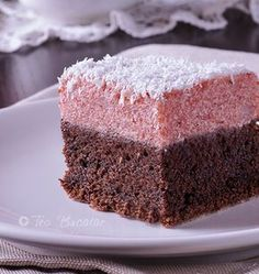 prajitura de post Sweet Recipes, Cake Recipes, Vegan Recipes, Dessert Recipes, Cooking Recipes, Romanian Desserts, Romanian Food, No Bake Cake, Vanilla Cake