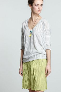 Anthropologie. O by Organic. Recycled.