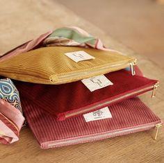Handbag Tutorial, Diy Clutch, Techniques Couture, Pouch Pattern, Ideias Diy, Sack Bag, Diy Hair Accessories, Fabric Bags, Pouch Bag