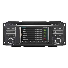 Special Offers - Witson Upgraded Car DVD Player with GPS Navigation 1999 2000 2001 2002 2003 2004 Jeep Grand Cherokee Dodge Chrysler Car DVD Player with In-dash Navigation System (Oem Factory Stylefree Maps) Capacitive Touch Screen - In stock & Free Shipping. You can save more money! Check It (July 29 2016 at 05:59AM)…