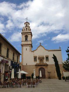 Iglesia de San Antonio, Denia, Spain su cerrajero en Denia 653 827 585 le recomienda visitar este hermoso lugar.
