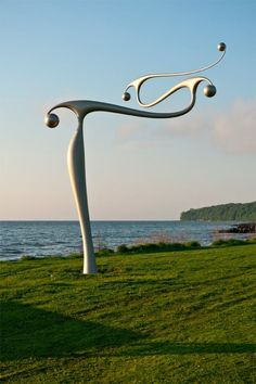 Sculptures de the Sea