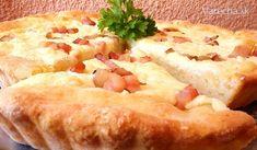 Chod: Slané chuťovky - Page 18 of 33 - Mňamky-Recepty. Hawaiian Pizza, Hot Dog Buns, Camembert Cheese, Mashed Potatoes, Bakery, Bread, Homemade, Snacks, Ethnic Recipes