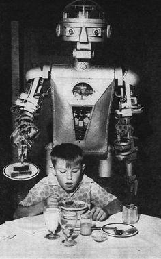 robot food