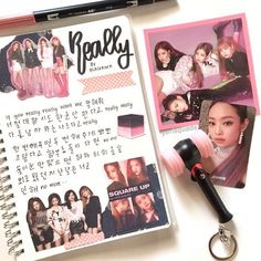 blackpink in your area Bullet Journal 2019, Bullet Journal Notes, Bullet Journal Aesthetic, Bullet Journal Ideas Pages, Bullet Journal Layout, Music Journal, Journal Pages, Types Of Bullet Journals, Bullet Journal Mental Health
